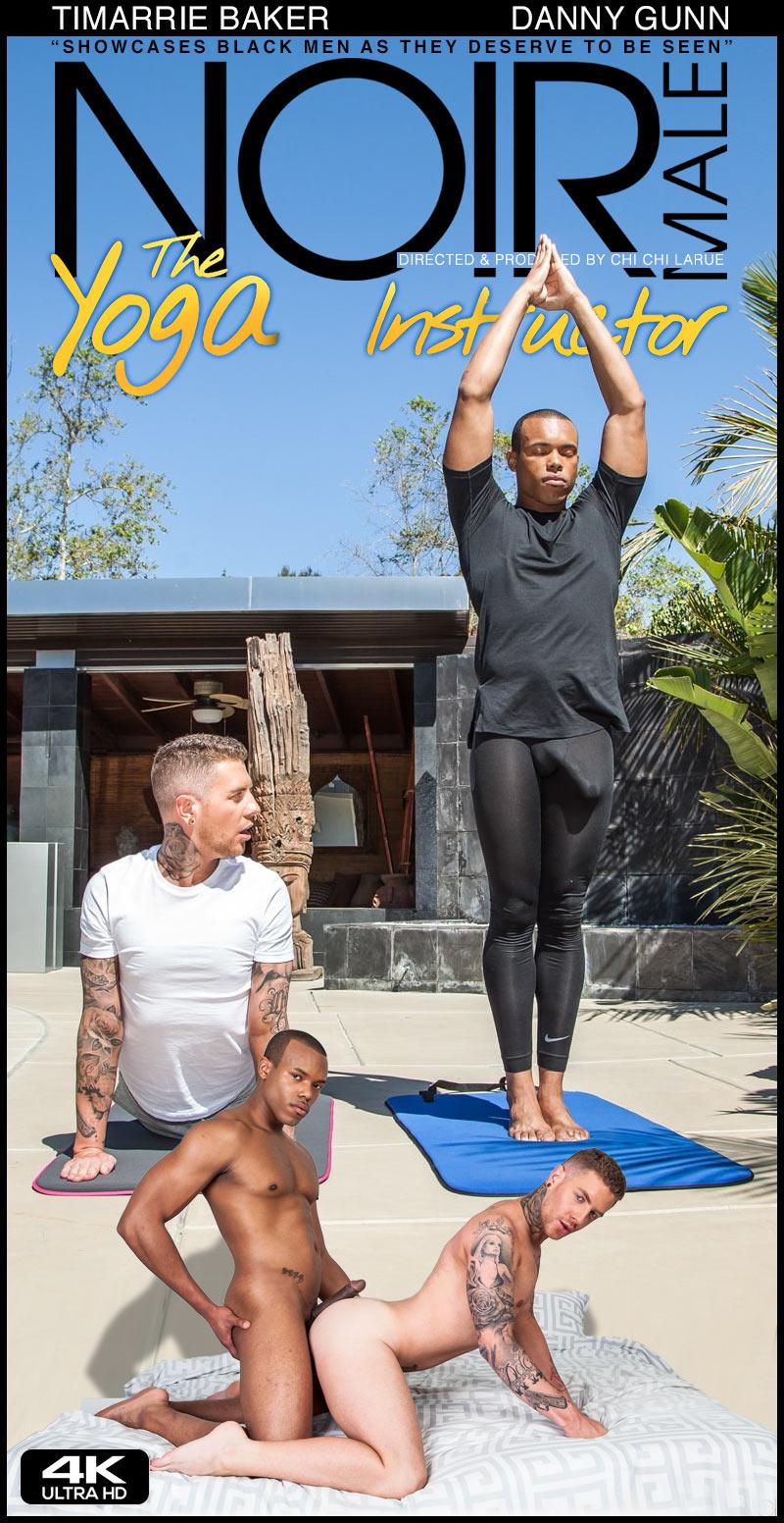 The Yoga Instructor (Timarrie Baker Fucks Danny Gunn) at Noir Male