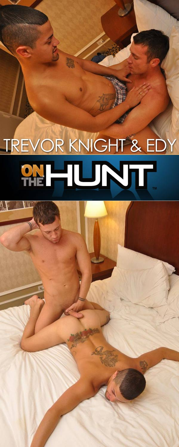 Trevor Knight & Edy at OnTheHunt