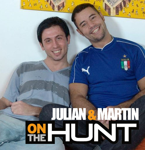 Julian & Martin at OnTheHunt