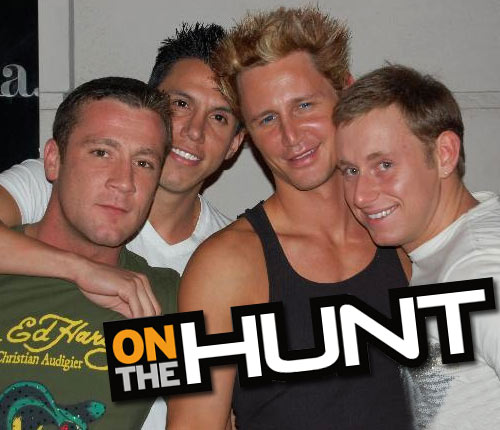 Late Night Orgy at OnTheHunt