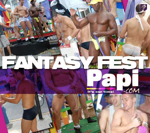 Fantasy Fest at Papi.com