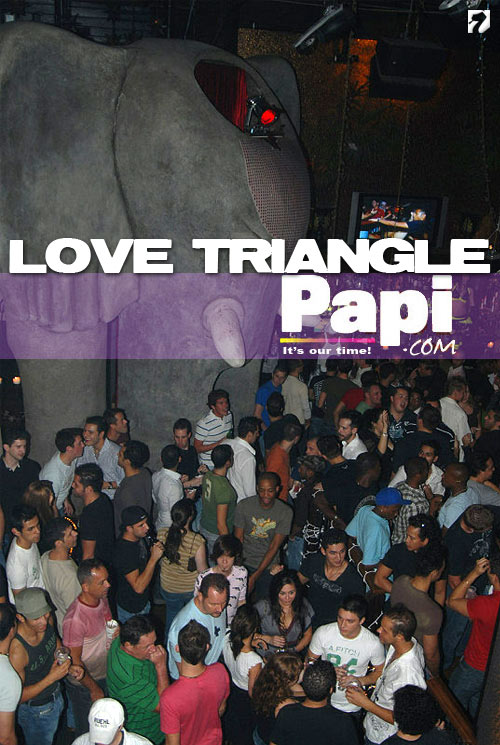 Love Triangle at Papi.com