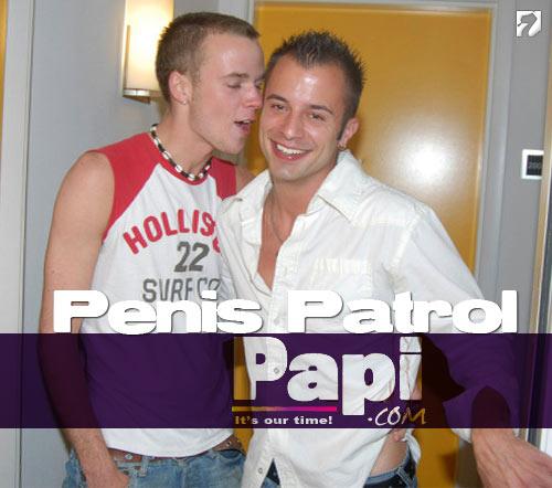 Penis Patrol at Papi.com