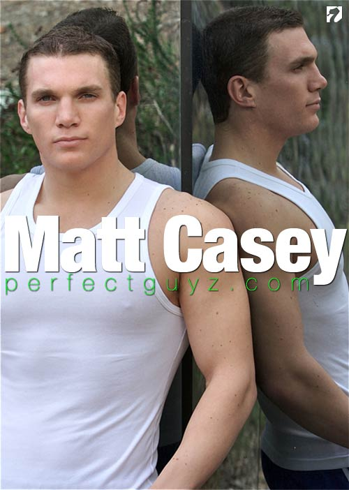 Matt Casey (Sexy Amateur Boxer) at PerfectGuyz