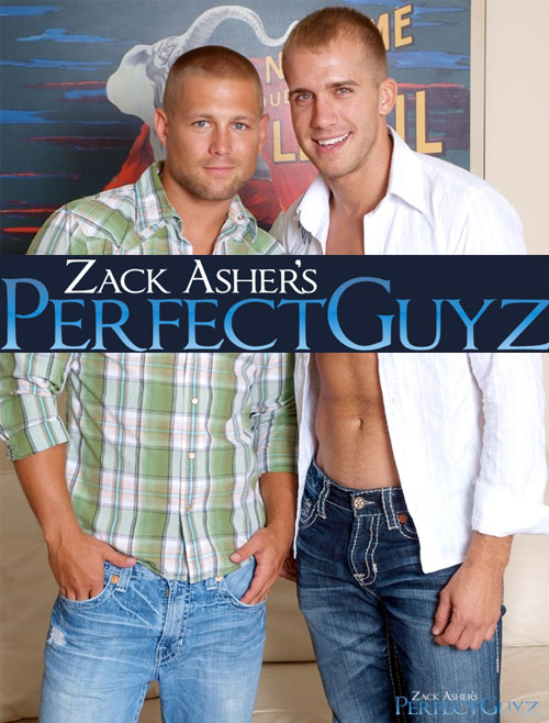 Brandon Lewis & Bobby Clark at PerfectGuyz