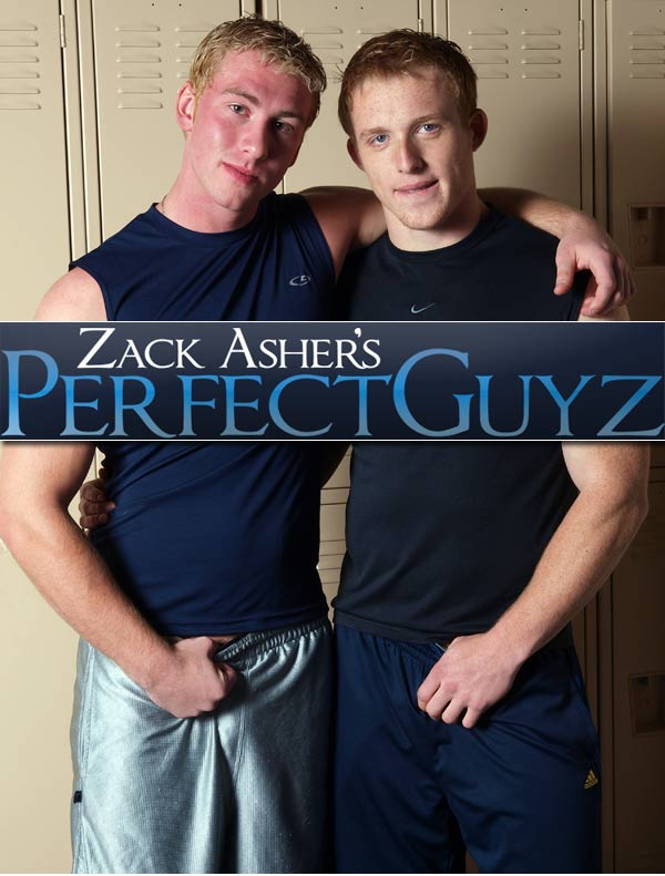 Charlie Roberts & Connor McGuire at PerfectGuyz