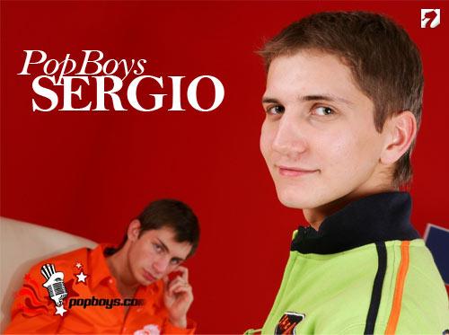Sergio at PopBoys