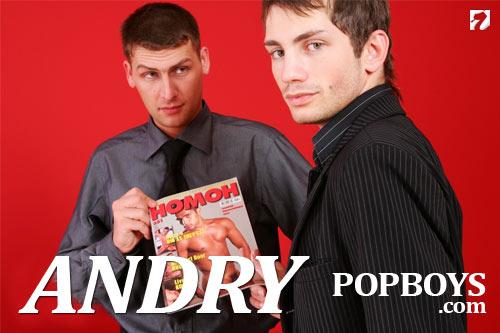 Andry at PopBoys
