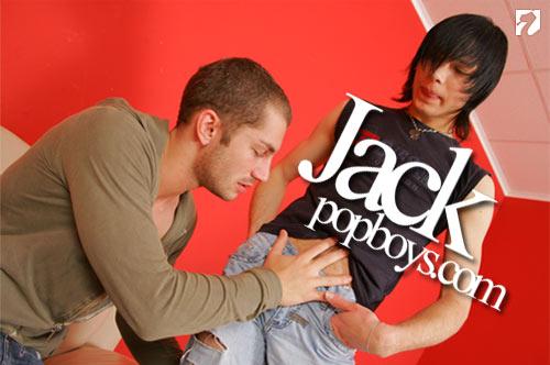 Jack at PopBoys