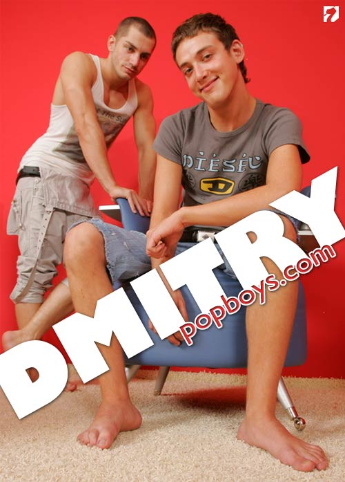 Dmitry at PopBoys