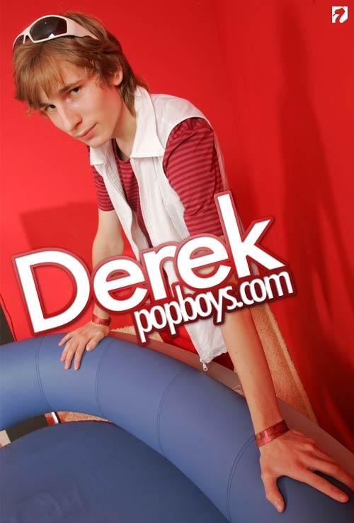 Derek at PopBoys