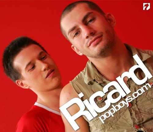 Ricard at PopBoys