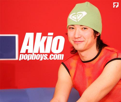 Akio at PopBoys