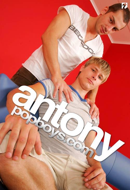Antony at PopBoys
