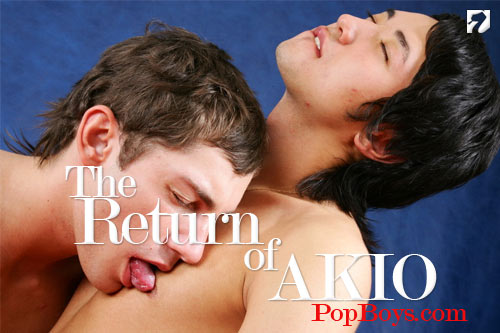 The Return of Akio at PopBoys