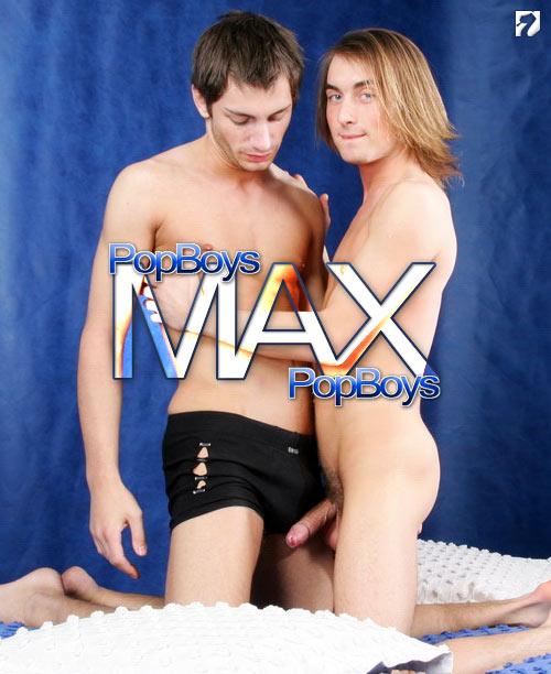 Max at PopBoys