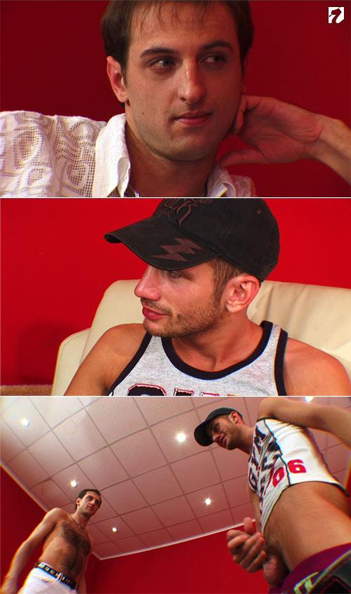 Daniel at PopBoys