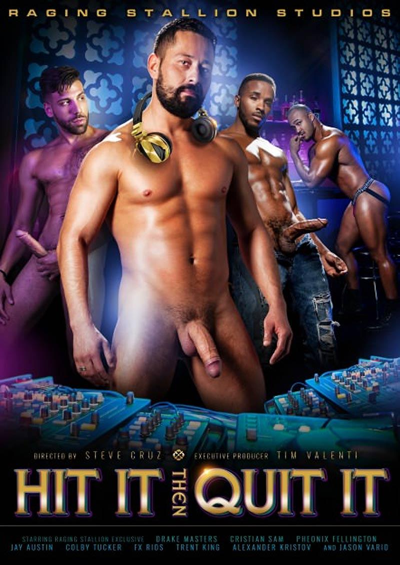 Hit It Then Quit It, Scene Four (Drake Masters, Cristian Sam and Alexander Kristov) at Raging Stallion