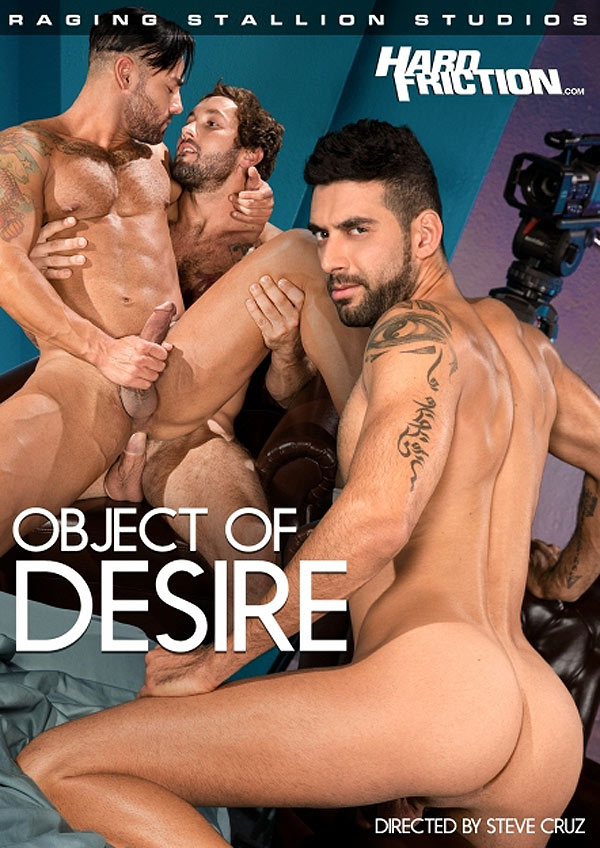 Object of Desire (Jeff Powers Fucks Bruno Bernal) (Scene 2) at Raging Stallion