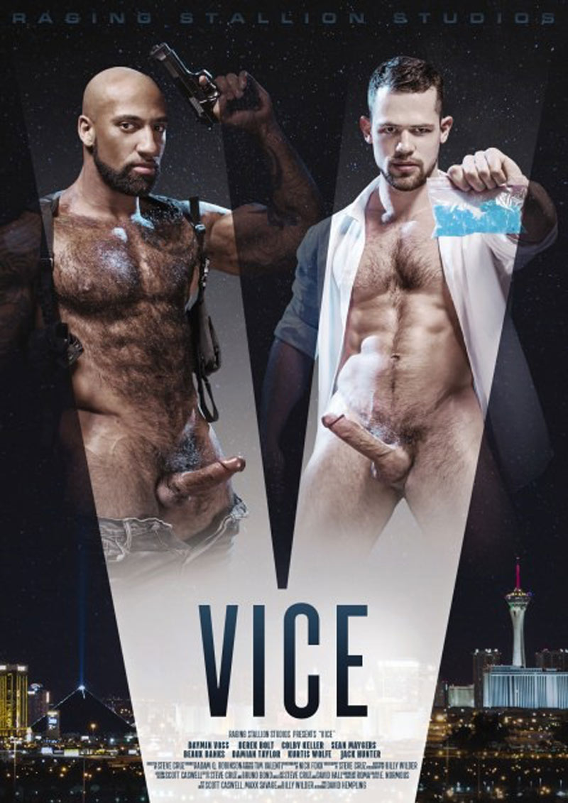 VICE, Scene 2 (Jack Hunter, Beaux Banks and Sean Maygers) at Raging Stallion