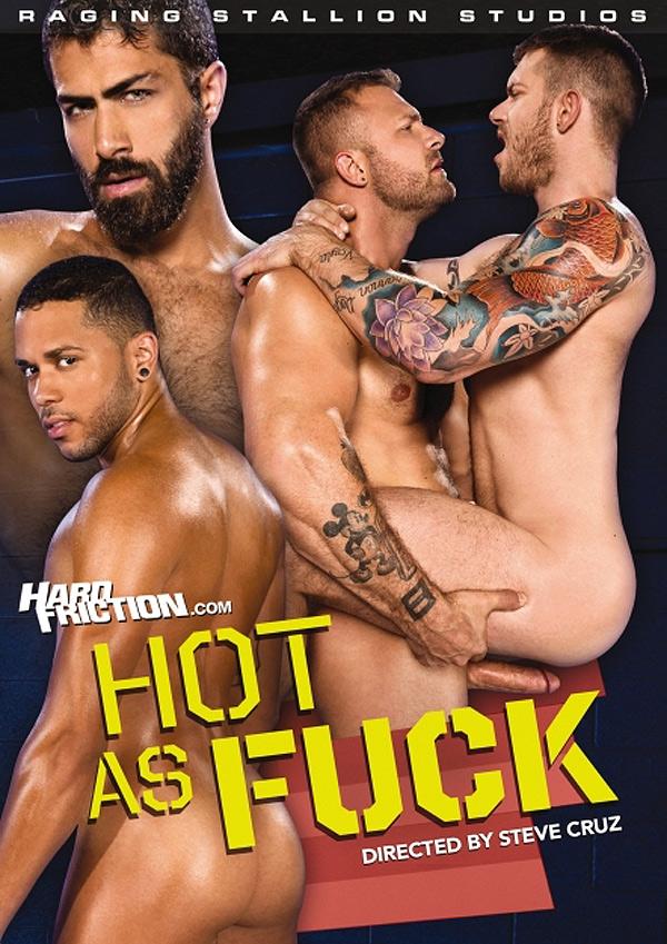 Hot As Fuck (Rocco Steele Fucks Skippy Baxter) (Scene 1) at Raging Stallion