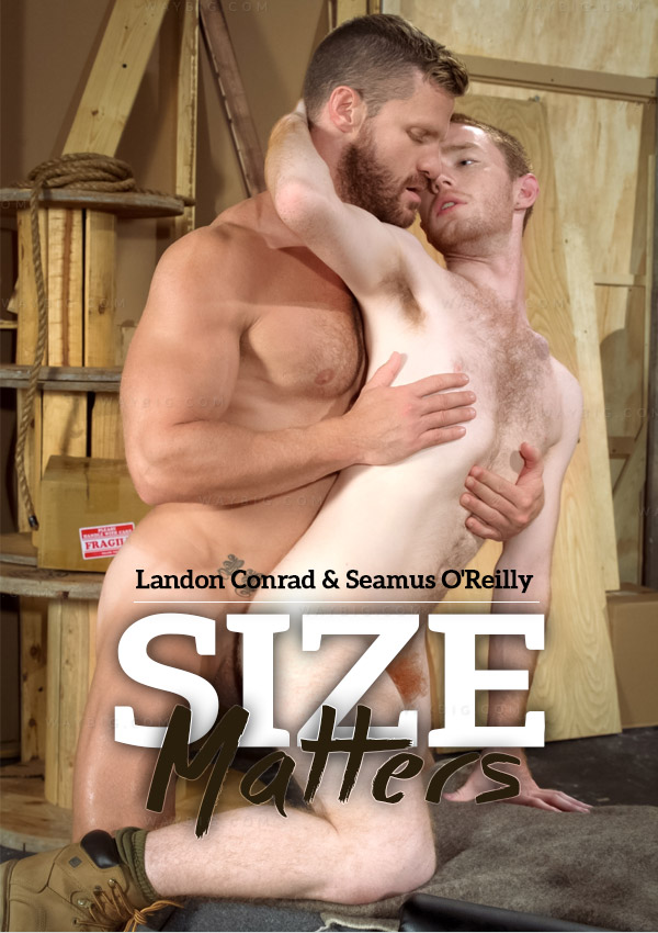 Size Matters (Landon Conrad & Seamus O'Reilly) (Scene 1) at Raging Stallion