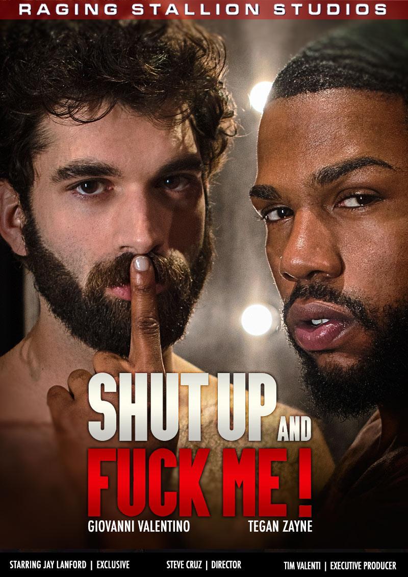 Shut Up And Fuck Me!, Scene 4 (Giovanni Valentino Fucks Tegan Zayne) at Raging Stallion