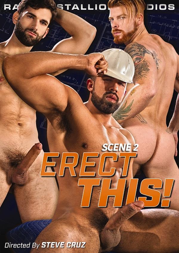 Erect This! (Wesley Woods & Spencer Whitman Flip-Fuck) (Scene 2) at Raging Stallion