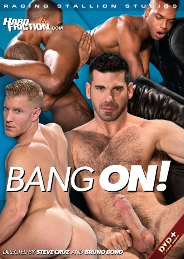 Bang On! (Billy Santoro & Rocco Steele) (Scene 2) at Raging Stallion