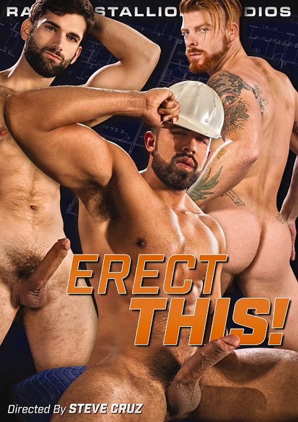 Erect This! (Adam Ramzi & Bennett Anthony) (Flip-Fuck) (Scene 4) at Raging Stallion