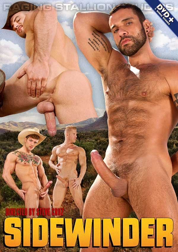 Sidewinder (Sean Zevran & Letterio Amadeo) (Scene 1) at Raging Stallion