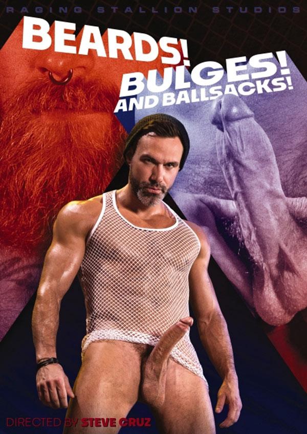 Beards, Bulges & Ballsacks! (Manuel Skye Fucks Rikk York) (Scene 3) at Raging Stallion