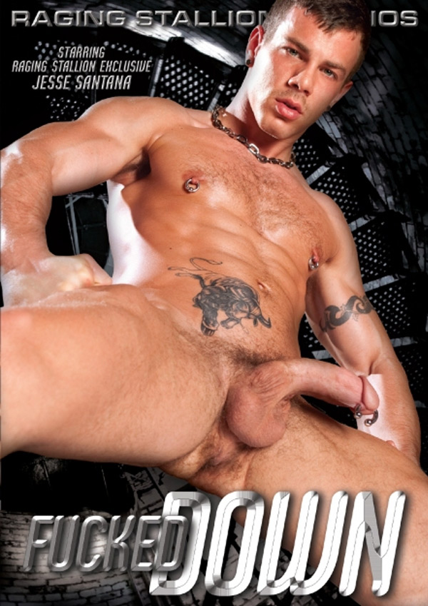 Fucked Down (Jesse Santana & Adam Killian) at Raging Stallion