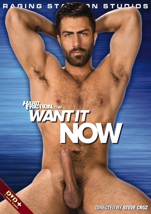 Want It Now (Adam Ramzi & Chris Bines) (Scene 1) at Raging Stallion