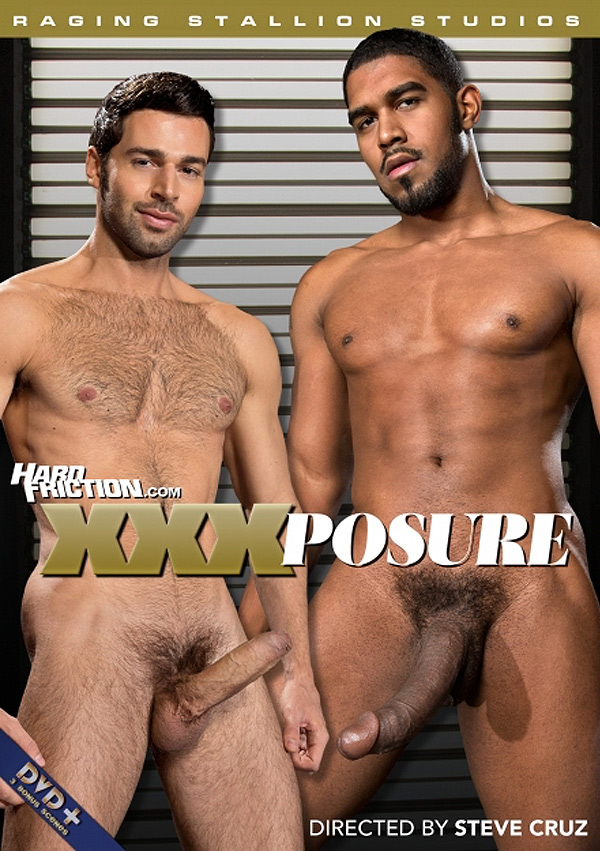 XXXPosure (Adam Ramzi Fucks Dario Beck) (Scene 1) at Raging Stallion