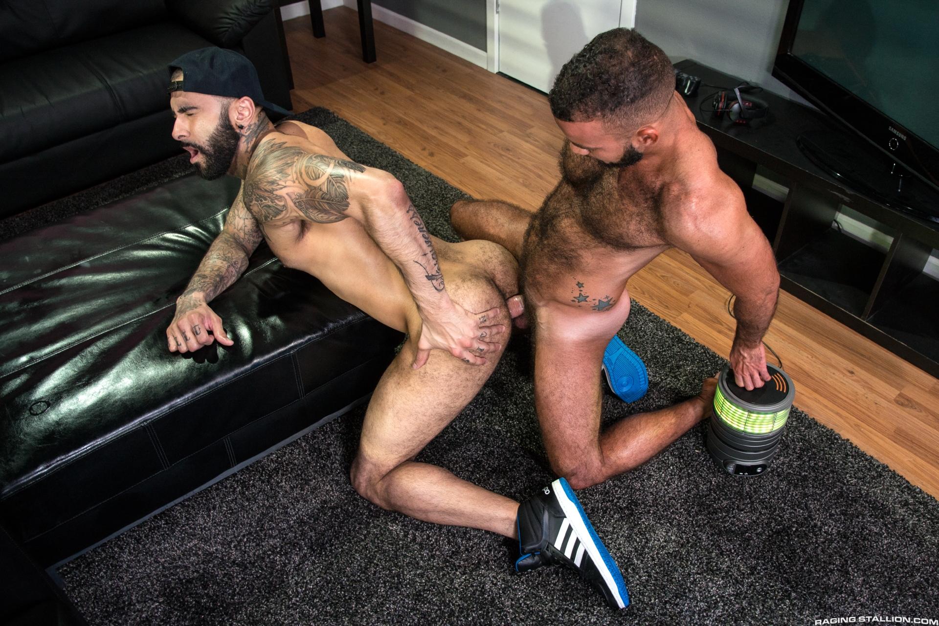 GAYMERS (Fernando Del Rio Fucks Rikk York) (Scene 1) at Raging Stallion