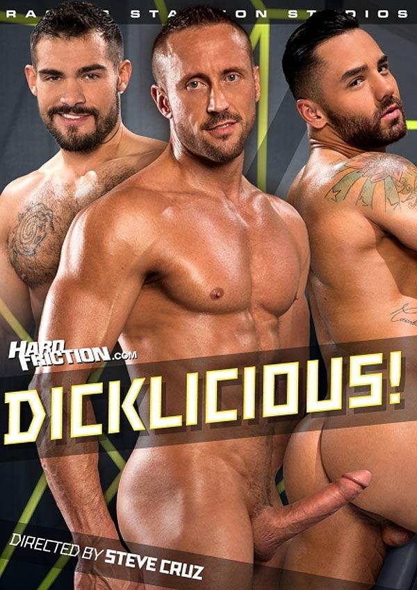 Dicklicious (Tegan Zayne, Bruce Beckham & Derek Deluca) (Scene 3) at Raging Stallion