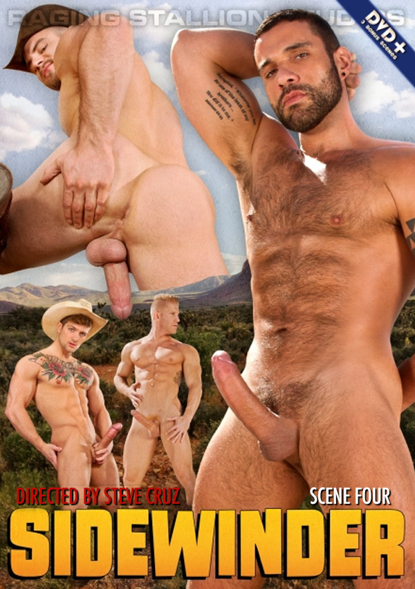 Sidewinder (Sebastian Kross Fucks Sean Zevran) (Scene 4) at Raging Stallion