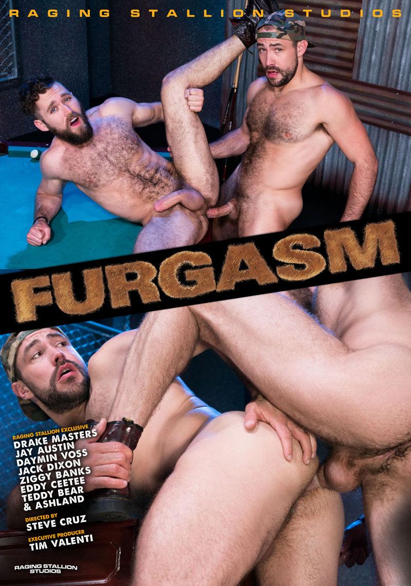 FURGASM, Scene Three (Ziggy Banks and Ashland Flip-Fuck) at Raging Stallion