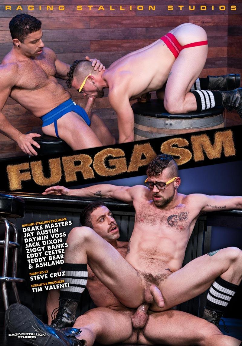 FURGASM, Scene Four (Eddy Ceetee Fucks Jay Austin) at Raging Stallion