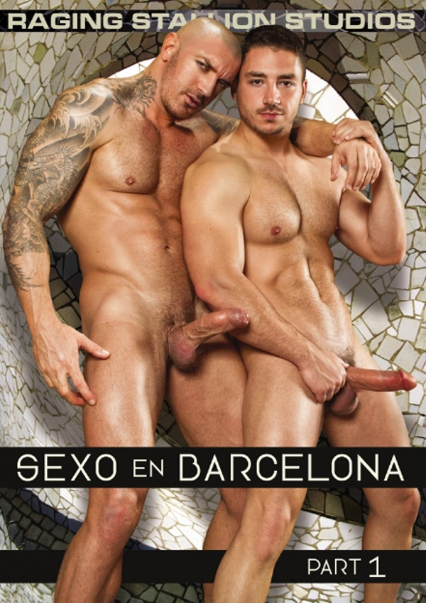 Sexo In Barcelona (Marc Dylan, Francesco D'Macho & Frederic Duris) (Part 1) at Raging Stallion