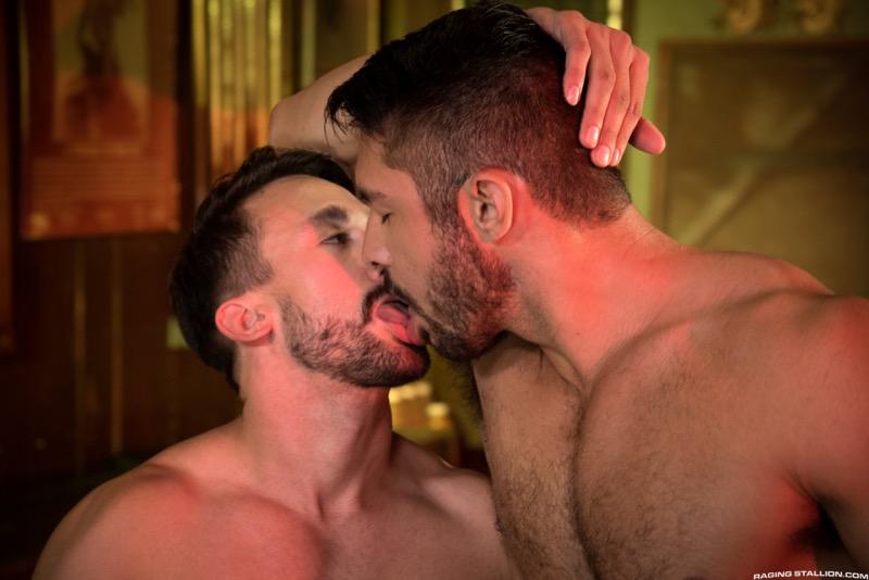 Trapped (Seth Santoro and Ryan Finch) (Scene 2) at Raging Stallion
