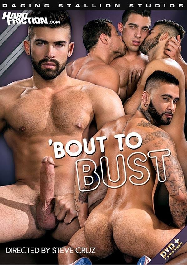 'Bout To Bust (Jacob Taylor, Derek Deluca & Jonah Fontana) (Scene 4) at Raging Stallion