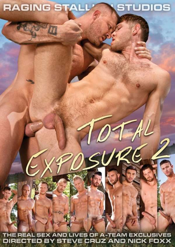 Total Exposure 2 (Brian Bonds, Nick Sterling and Andrew Stark) (Scene 3) at Raging Stallion