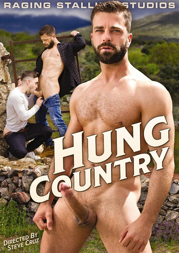 Hung Country (Hector de Silva Fucks Josh Milk) (Scene 5) at Raging Stallion