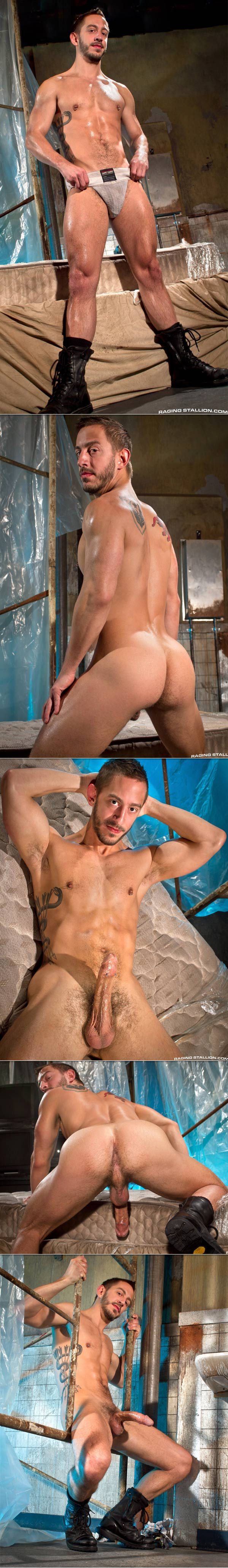 Hole 2 (Luke Milan & Bryan Cole) at Raging Stallion