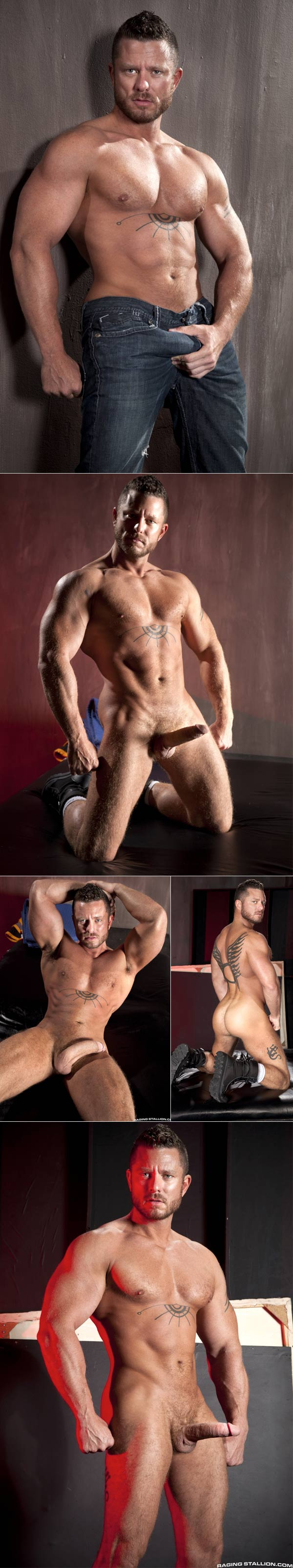 Fucked Hard: Scene 4 (Ty Roderick & Charlie Harding) at The Rear Stable