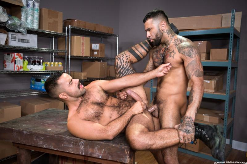 24-Hour Boner (Rikk York and Teddy Torres Flip-Fuck) (Scene 1) at Raging Stallion