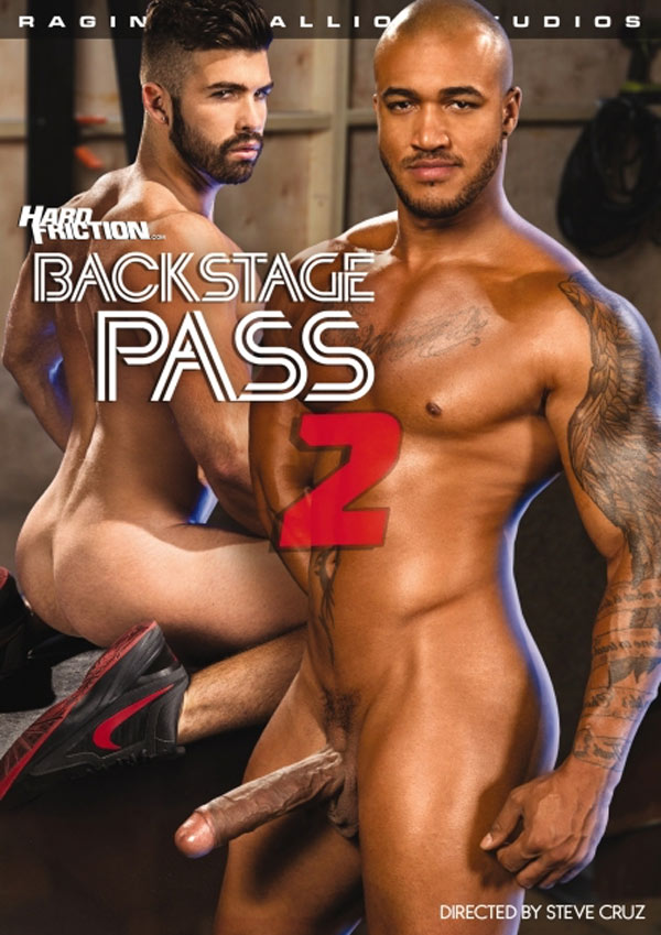 Backstage Pass 2 (Chris Harder & Damien Michaels Flip-Fuck) (Scene 3) at Raging Stallion