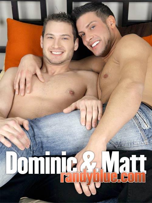 Dominic Brown & Matt Valin at Randy Blue
